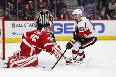 Ottawa Senators vs. Detroit Red Wings - 2/29/20 NHL Pick, Odds, and Prediction