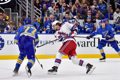 New York Rangers vs. St. Louis Blues - 3/3/20 NHL Pick, Odds, and Prediction