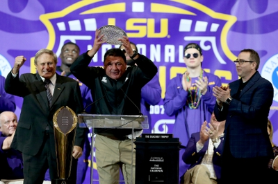 LSU Tigers 2020 Win Total - College Football Pick, Odds, and Prediction