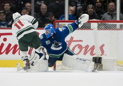 Vancouver Canucks vs. Minnesota Wild - 8/2/20 NHL Pick, Odds, and Prediction