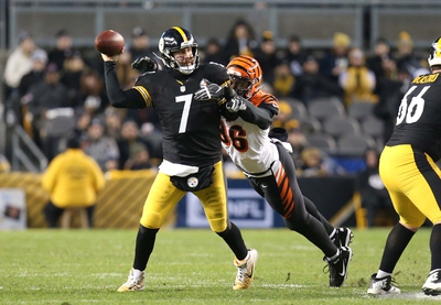 Pittsburgh Steelers vs Cincinnati Bengals NFL Picks, Odds, Predictions 11/15/20