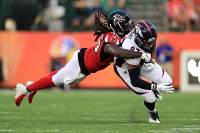 ATS Picks: Atlanta Falcons vs Denver Broncos 11/8/20 NFL Picks, Odds, Predictions
