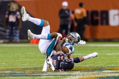 Chicago Bears at Carolina Panthers Sunday 10/18/20 NFL Picks & Predictions Week 6