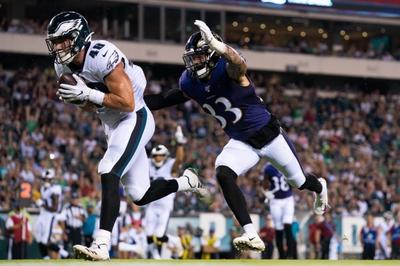 Baltimore Ravens at Philadelphia Eagles Sunday 10/18/20 NFL Picks & Predictions Week 6