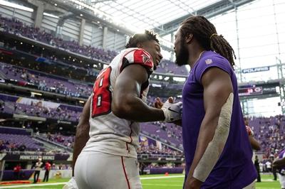 Atlanta Falcons at Minnesota Vikings Sunday 10/18/20 NFL Picks & Predictions Week 6