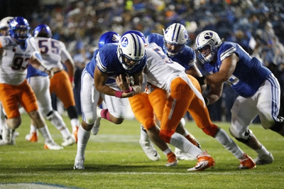 Prediction: Boise State vs BYU 11/6/20 College Football Picks, Odds