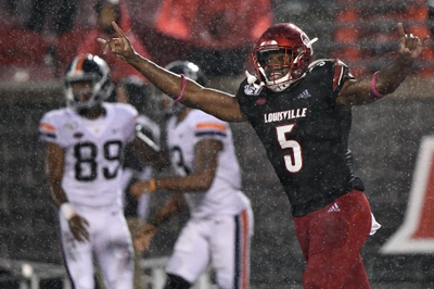 ACC CFB: Virginia vs Louisville 11/14/20 College Football Picks, Odds, Predictions