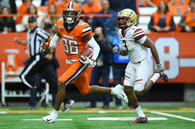 ATS Picks: Syracuse vs Boston College 11/7/20 College Football Picks, Odds, Predictions