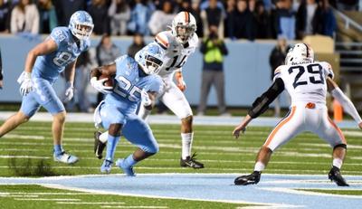 ACC CFB Picks: Virginia vs North Carolina 10/31/20 College Football Picks, Odds, Predictions