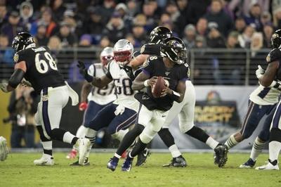 New England Patriots vs Baltimore Ravens NFL Picks, Odds, Predictions 11/15/20