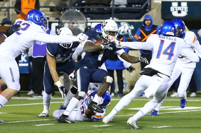 MWC Picks: Boise State vs Utah State College Football Picks, Odds, Predictions 10/24/20