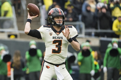 Pac-12: Oregon State vs Washington State 11/7/20 College Football Picks, Predictions