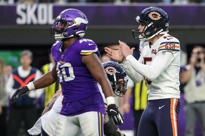 Chicago Bears vs Minnesota Vikings NFL Picks, Odds, Predictions 11/16/20