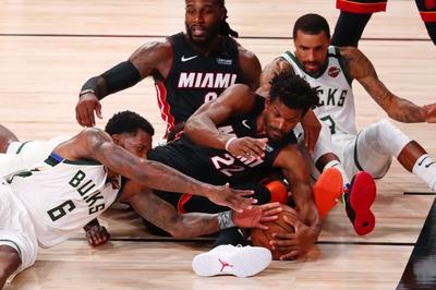Milwaukee Bucks vs. Miami Heat - 9/8/20 NBA Pick, Odds ...