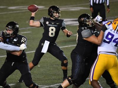 SEC Picks: Mississippi State vs Vanderbilt 11/7/20 College Football Picks, Odds, Predictions