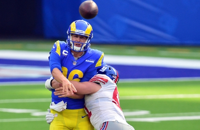 Los Angeles Rams at San Francisco 49ers Sunday 10/18/20 NFL Picks & Predictions Week 6