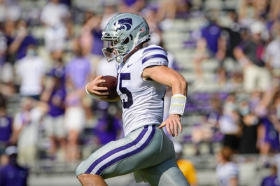 Prediction: West Virginia vs Kansas State 10/31/20 College Football Picks Odds