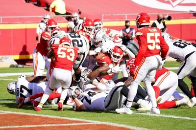 SNF: Las Vegas Raiders vs Kansas City Chiefs 11/22/20 NFL Picks, Odds, Predictions