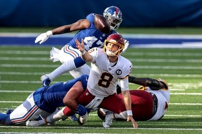 NFC East Picks: Washington Football Team vs New York Giants 11/8/20 NFL Picks, Predictions