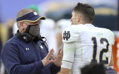 ATS Picks: Georgia Tech vs Notre Dame 10/31/20 College Football Picks Odds, Predictions