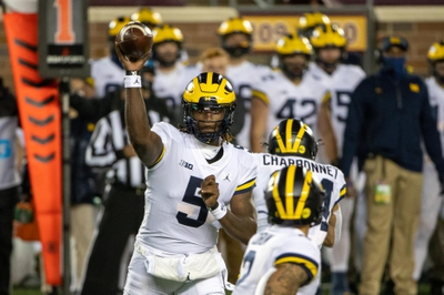 CFB Picks: Indiana vs Michigan 11/7/20 College Football Picks, Predictions
