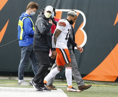 OBJ Out For The Season, What's Next For The Browns