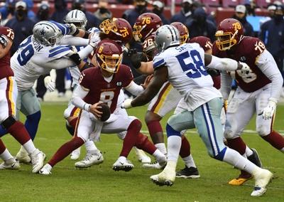 Prediction: Dallas Cowboys vs Washington Football Team 11/26/20 NFL Picks, Odds