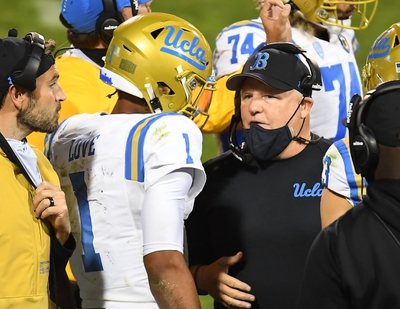 UCLA vs Cal College Football Picks, Odds, Predictions 11/15/20