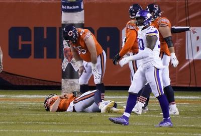 NFL Week 15 Picks: Minnesota Vikings vs Chicago Bears 12/20/20 NFL Picks, Odds, Predictions