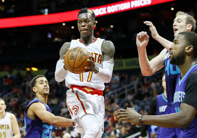 Charlotte Hornets vs. Atlanta Hawks - 10/20/17 NBA Pick, Odds, and Prediction