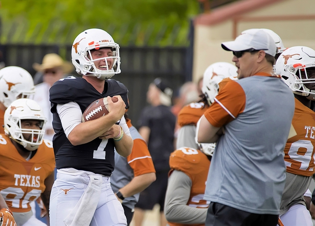 Texas Longhorns 2017 College Football Preview, Schedule, Prediction, Depth Chart