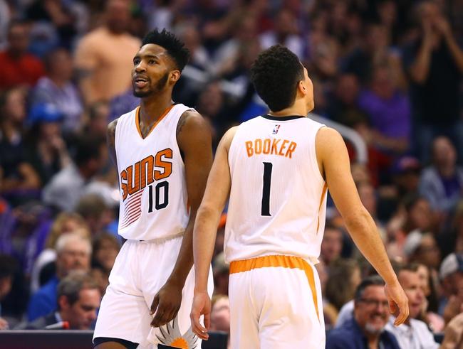 Phoenix Suns 2017 NBA Preview, Draft, Offseason Recap, Depth Chart, Outlook