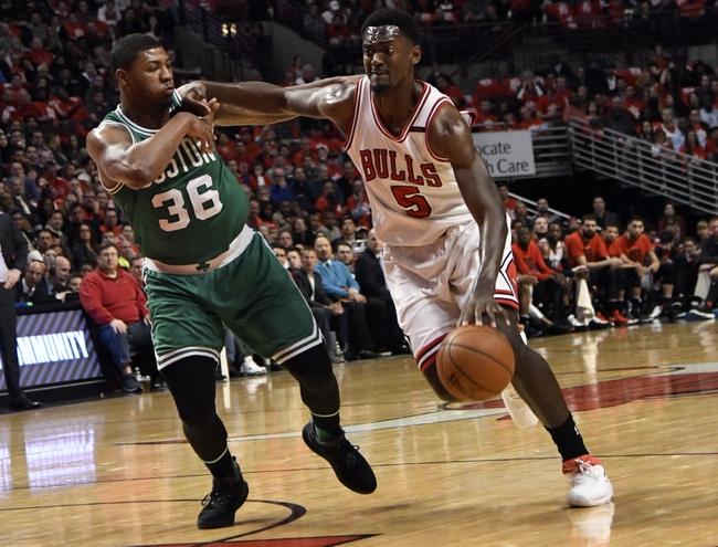 Chicago Bulls vs. Boston Celtics - 12/11/17 NBA Pick, Odds, and Prediction