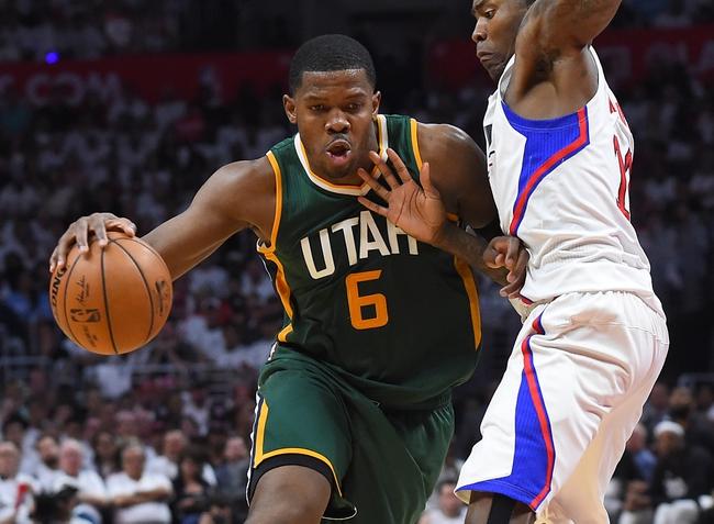 Los Angeles Clippers vs. Utah Jazz - 10/24/17 NBA Pick, Odds, and Prediction