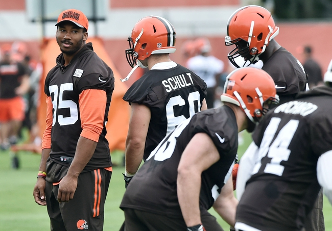 Cleveland Browns 2017 NFL Preview, Schedule, Prediction, Depth Chart