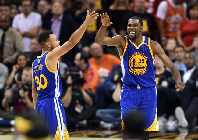Cleveland Cavaliers vs. Golden State Warriors - 6/9/17 NBA Pick, Odds, and Prediction