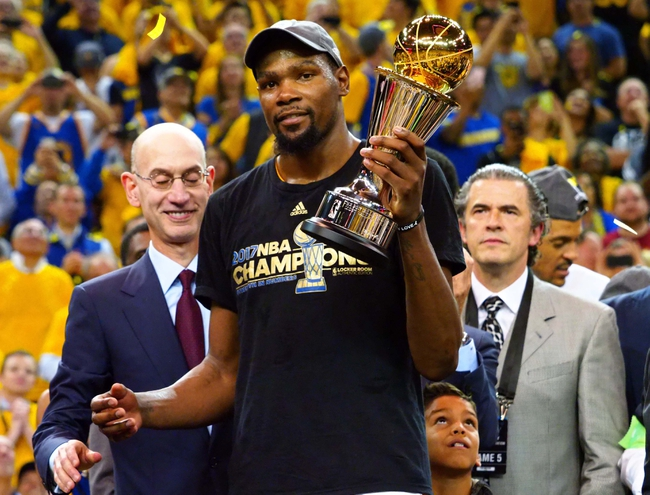 NBA News: Way-Too-Early 2017-18 Power Rankings Pre-NBA Draft