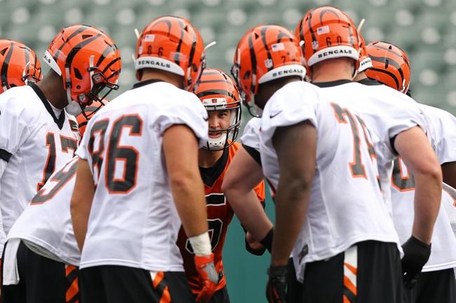 Kansas City Chiefs at Cincinnati Bengals - 8/19/17 NFL Pick, Odds, and Prediction