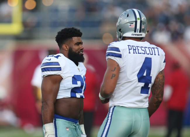Dallas Cowboys vs. Indianapolis Colts - 8/19/17 NFL Pick, Odds, and Prediction