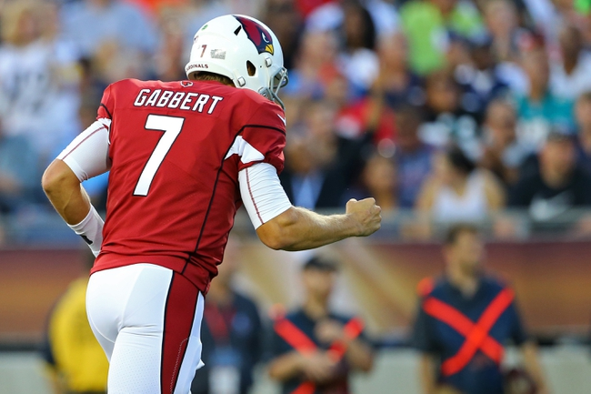 Oakland Raiders at Arizona Cardinals - 8/12/17 NFL Pick, Odds, and Prediction