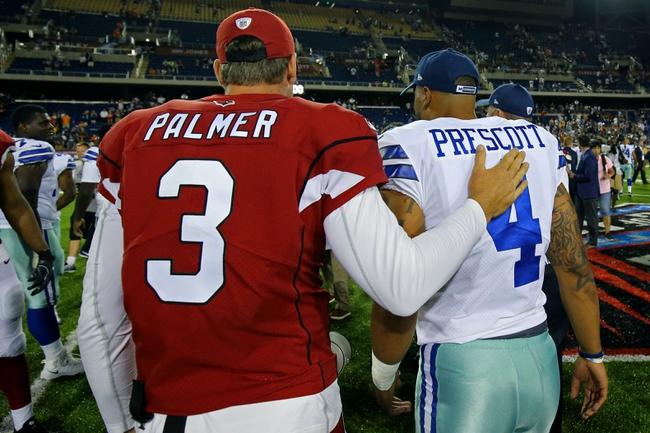 Arizona Cardinals vs. Dallas Cowboys - 9/25/17 NFL Pick, Odds, and Prediction