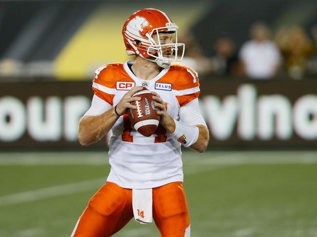 Hamilton Tiger-Cats vs. BC Lions CFL Pick, Odds, Prediction - 9/22/17