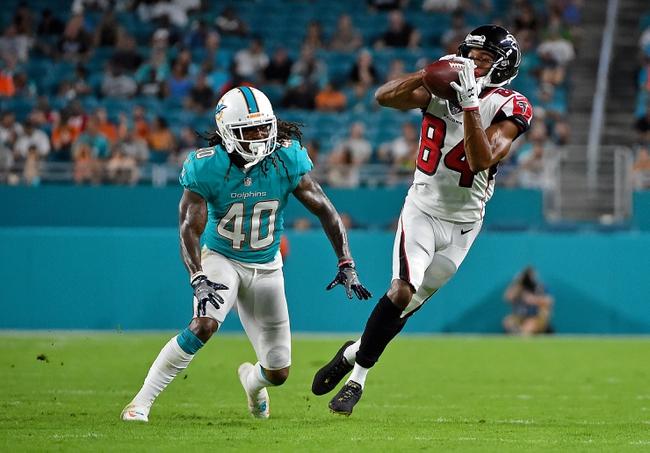 Atlanta Falcons vs. Miami Dolphins - 10/15/17 NFL Pick, Odds, and Prediction