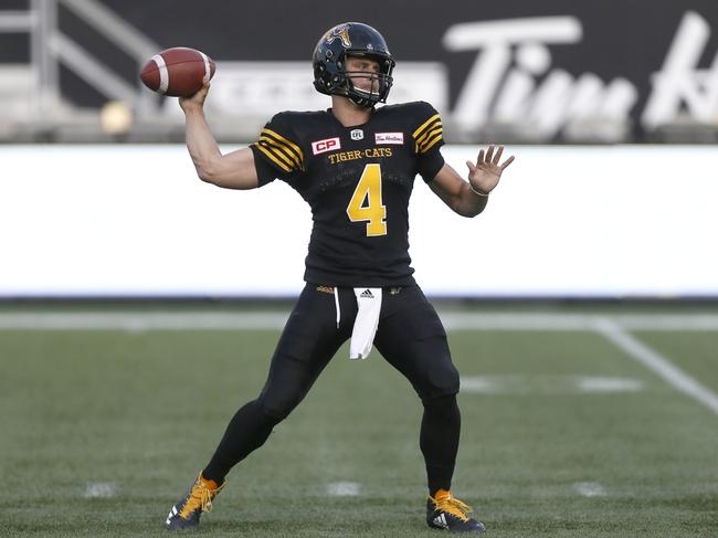 Ottawa Redblacks vs. Hamilton Tiger-Cats CFL Pick, Odds, Prediction - 8/18/17