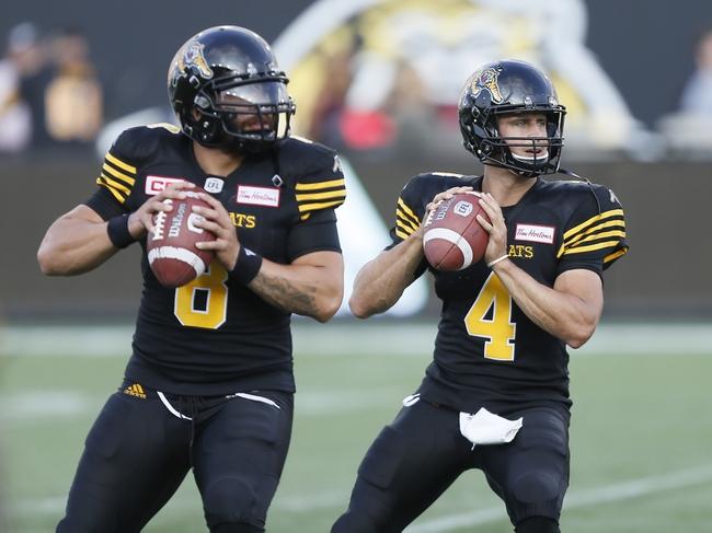 Hamilton Tiger-Cats vs. Winnipeg Blue Bombers CFL Pick, Odds, Prediction - 6/29/18