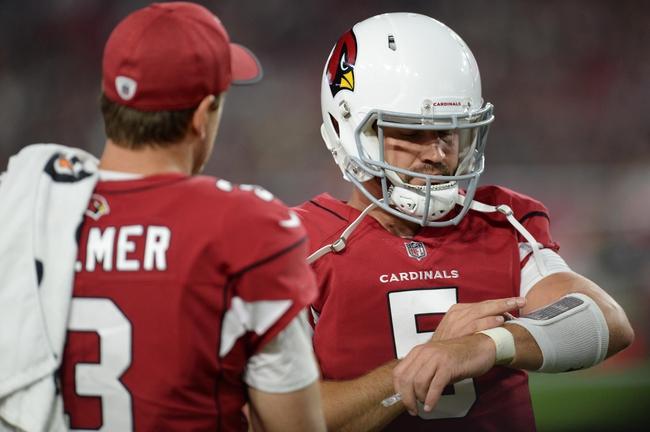 Arizona Cardinals vs. Chicago Bears - 8/19/17 NFL Pick, Odds, and Prediction