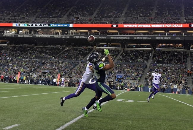 Minnesota Vikings vs. Seattle Seahawks - 8/24/18 NFL Pick, Odds, and Prediction