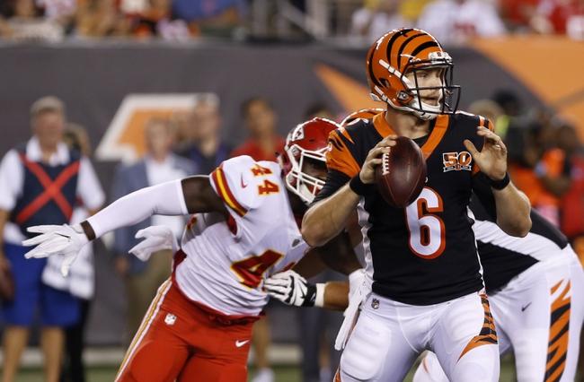 Cincinnati Bengals at Kansas City Chiefs - 10/21/18 NFL Pick, Odds, and Prediction