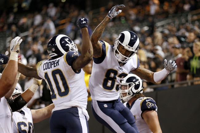 Los Angeles Rams vs. LA Chargers - 8/26/17 NFL Pick, Odds, and Prediction