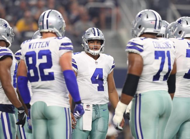 Oakland Raiders at Dallas Cowboys - 8/26/17 NFL Pick, Odds, and Prediction
